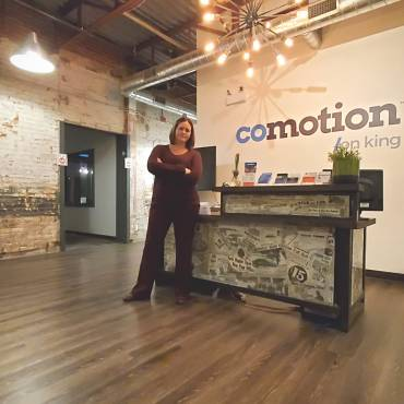 CoMotion Welcomes Selina!